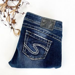 29x33 Tuesday Silver Jeans